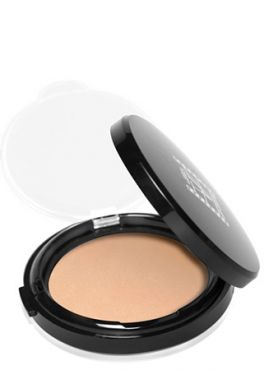 Make-Up Atelier Paris Compact Powder CPAM Amber Пудра компактная запаска, загар янтарный