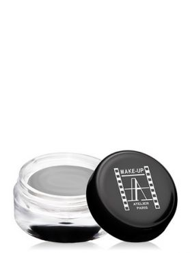 Make-Up Atelier Paris Cream Eyeshadow ESCAR Argent Тени для век кремовые серебряные