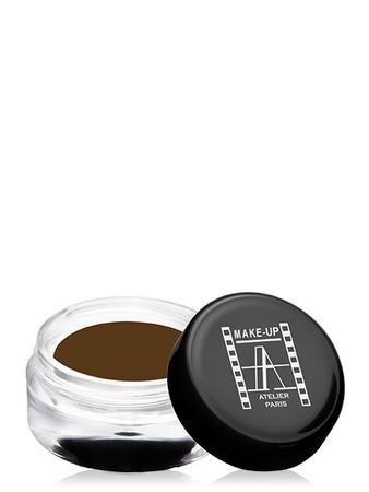 Make-Up Atelier Paris Cream Eyeshadow ESCVBZ Vert bronze Тени для век кремовые коричневый сатин