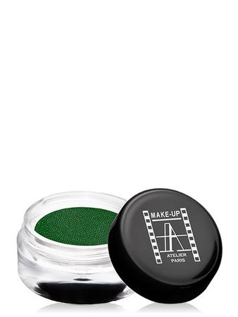 Make-Up Atelier Paris Cream Eyeshadow ESCVE Forest green Тени для век кремовые зеленый лес