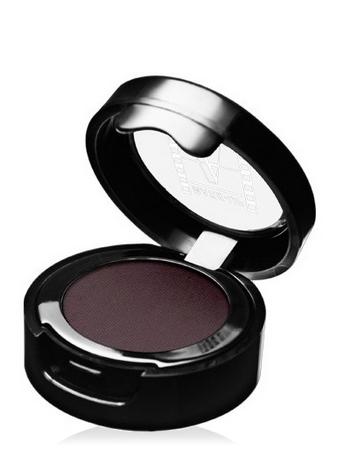 Make-Up Atelier Paris Eyeshadows T195 Brun violet Тени для век прессованные №195 коричнево-фиолетовый темный, запаска