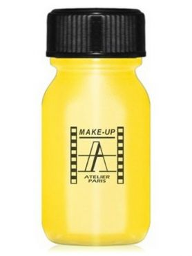 Make-Up Atelier Paris Aquacream AQOR Gold Акварель жидкая кремовая золотая