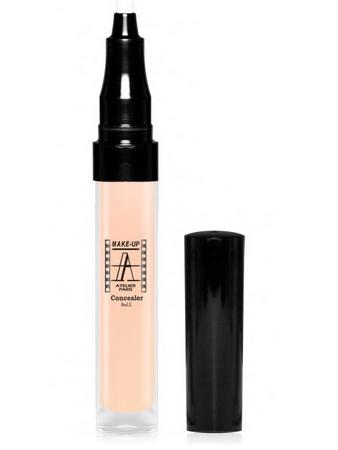 Make-Up Atelier Paris Anti-aging Fluid Concealer ACA1 Clear apricot Корректор-флюид антивозрастной A1 бледно-абрикосовый