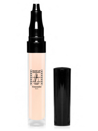 Make-Up Atelier Paris Anti-aging Fluid Concealer ACA0 Pinky Корректор-флюид антивозрастной A0 бледно-розовый