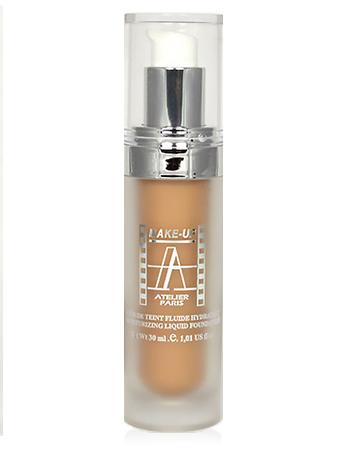 Make-Up Atelier Paris Fluid Foundation FL4Y Тон-флюид увлажняющий 4Y золотистый