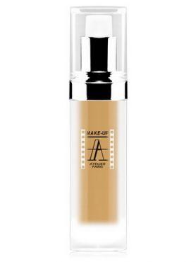 Make-Up Atelier Paris Anti-Aging Fluid Foundation Gilded AFL3Y Natural yellow Тон-флюид антивозрастной 3Y натуральный золотистый