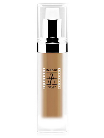 Make-Up Atelier Paris Anti-Aging Fluid Foundation Beige AFL5NB Honey beige Тон-флюид антивозрастной 5NB  нейтральный бежевый загар
