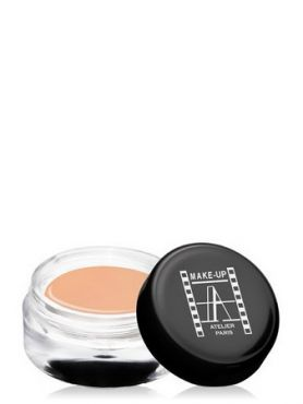 Make-Up Atelier Paris Gel Concealer Apricot CGA3 Apricot medium Гель-камуфляж А3 светло-абрикосовый (золотистый тон)