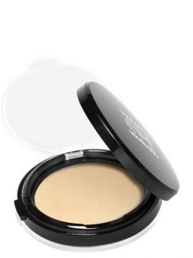 Make-Up Atelier Paris Mineral Compact Powder Gilded PM1Y Yellow clear Пудра компактная минеральная запаска 1Y бледно-золотистая