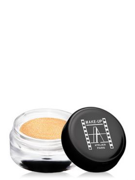 Make-Up Atelier Paris Cream Eyeshadow ESCWBZ Warm bronze Тени для век кремовые теплый бронзовый