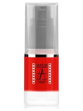Make-Up Atelier Paris HD Fluid Blush AIRR1 Rouge Румяна-флюид HD красные