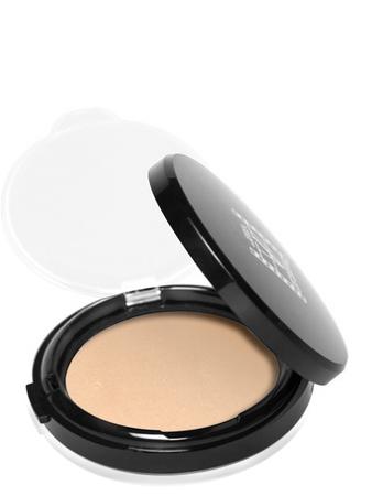 Make-Up Atelier Paris HD Powder Foundation Beige TCHD1B pale beige Тон компактный с зеркалом HD 1B бледно-бежевый