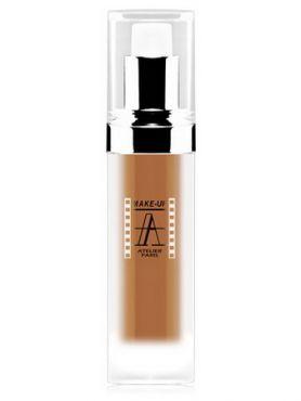 Make-Up Atelier Paris Anti-Aging Fluid Foundation Gilded AFL5Y Tan yellow Тон-флюид антивозрастной 5Y золотистый загар