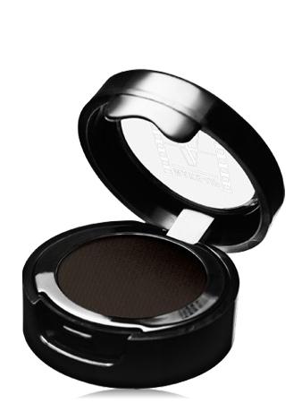 Make-Up Atelier Paris Eyeshadows T265 Black brown Тени для век прессованные №265 темно-коричневый, запаска